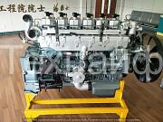 Двигатель газовый Sinotruk Wt615.95 Евро-4 на Камаз, Маз, Газ, Урал доставка из г.Экибастуз