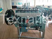 Двигатель газовый Sinotruk T12.42-40 Евро-4 на Камаз, Маз, Газ, Урал доставка из г.Экибастуз