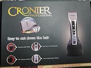 Машинка для стрижки Cronier 1233 доставка из г.Алматы