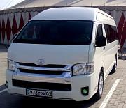 Аренда минивенов и микроавтобусов . Пассажирские перевозки Алматы
