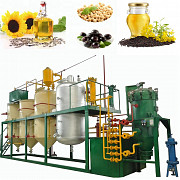 Оборудование для производства, рафинации и экстракции растительного, подсолнечного, рапсового масла Алматы