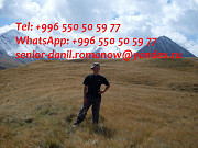 Guide, driver in Kyrgyzstan, tourism, travel, excursions, hiking in mountains Нур-Султан (Астана)
