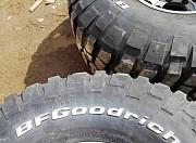 Б.у грязевые шины Bfgoodrich , yokohama Geolandar, Bridgestone доставка из г.Нур-Султан (Астана)