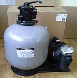 Фильтровальные установки для бассейна (моноблок) доставка из г.Алматы