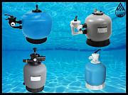 Песочные фильтра для бассейна доставка из г.Алматы