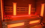 Декоративное освещение для инфракрасной сауны доставка из г.Алматы