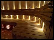 Оптоволоконное освещение в баню доставка из г.Алматы