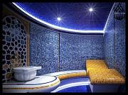Светодиодное освещение для Турецкой бани (хамам) доставка из г.Алматы
