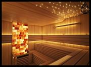 Декоративное освещение в сауне доставка из г.Алматы