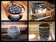 Электрические печи для финской сауны доставка из г.Алматы