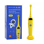 Зубная щетка для детей Revyline RL 020 Kids, желтая Алматы
