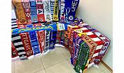 Коллекция футбольных шарфов! Обмен на новый смартфон или беззеркалку или продам Нур-Султан (Астана)