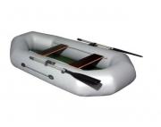 Лодка Пвх Nelma G260 M3 (нельма) двухместная с жёстким полом (слань) Уральск