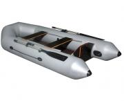 Лодка Пвх Nelma Nl-m270 M7 (нельма) двухместная транцем под мотор и жёстким полом г. Уфа Уральск