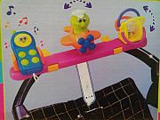 Игровая панель на коляску доставка из г.Алматы