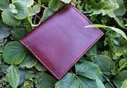 Мужское портмоне из натуральной кожи Шымкент