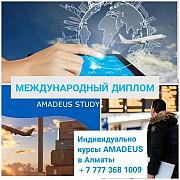 Индивидуальное обучение Авиа агентов Amadeus Алматы