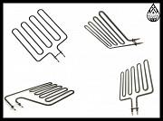Нагревательные Тэны для электрической печи доставка из г.Алматы