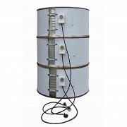 Поясные полиуретановые нагреватели для бочек 200 л Алматы