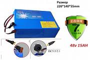 Аккумуляторы в термоусадке для электровелосипедов и скутеров Алматы