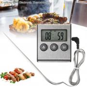 Термометр/таймер для духовки с сигналом и выносным датчиком Алматы
