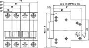 Автоматические модульные выключатели серии Ва-101 Dekraft Нур-Султан (Астана)