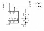 Реле контроля наличия, асимметрии и чередования фаз Ckf-bt Евроавтоматика Нур-Султан (Астана)