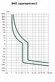 Автоматический трехполюсный модульный выключатель Ва63 10а серии Домовой Нур-Султан (Астана)