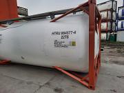 Танк-контейнер б/у 24000лит Нур-Султан (Астана)
