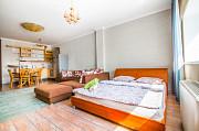 1 комнатная квартира посуточно, 48 м<sup>2</sup> Алматы
