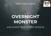 Overnight Monster: High-stakes Poker Secrets Revealed Москва