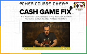 Upswing Advanced Cash Game Strategy With Kanu7 Москва