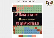 Rangeconverter Pokermaster Ante Complete Solution Pack For Cheap Москва