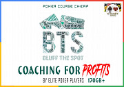 Bluff The Spot Bts - Coaching For Profits Ultimate Pack Cfp Москва