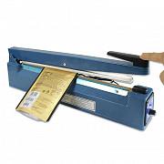Ручной запайщик пакетов 20 см, 30 см, 40 см (металлический корпус) доставка из г.Алматы