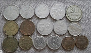 Подборка иностранных монет Петропавловск