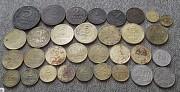 Подборка монет ранних советов Петропавловск
