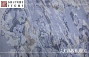 Каменный шпон Autumn Rustic гибкий камень на флисовой основе доставка из г.Алматы