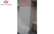 Столешница акриловый камень бежевая на кухню Нур-Султан (Астана)