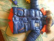 Детская зимняя куртка Алматы