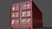 Морской 20 - ти футовый контейнер. Аренда. Казахстан, г. Рудный Рудный