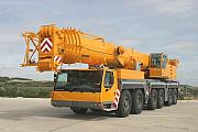 Аренда автокрана 250 тонн, автокран 250 тонн, liebherr ltm 1250-6.1 Алматы