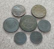 Подборка монет Царизм (от Александра-i до Николая-ii) Петропавловск