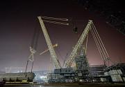 Гусеничный кран demag cc 8800-1 twin, аренда крана, 3200 тонн, 3000 тонн, 1600 тонн, 1350 тонн Нур-Султан (Астана)