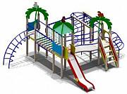 Детские игровые комплексы Алматы