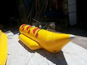Надувные водные бананы, водные аттракционы в Алматы Алматы