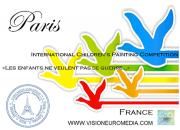 Международные Конкурсы Детских Рисунков «дети не хотят войны» Париж Франция Алматы