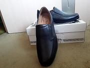 Турецкие мужские туфли новые Алматы