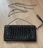 Клач черный из пайеток, размер 24x12 см, новый Нур-Султан (Астана)