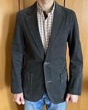 Пиджак джинсовый, размер 48, серый, на рост 165-170 Нур-Султан (Астана)